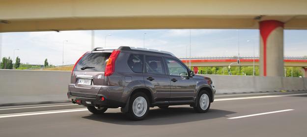 Nissan X-Trail /Motor