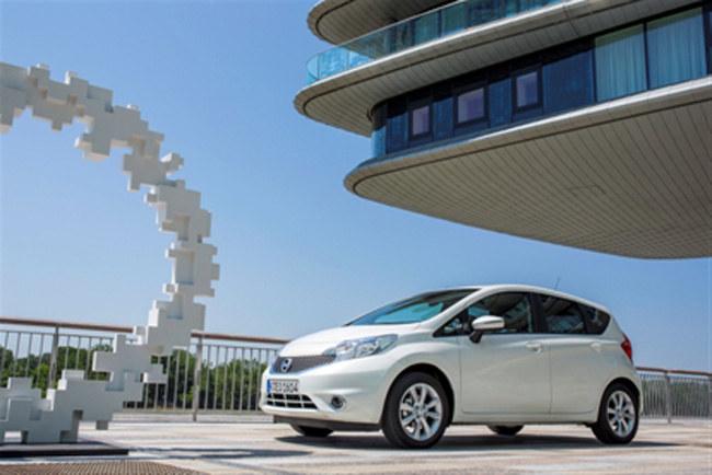 Nissanem Note zaparkujesz wszędzie - to ważne zwłaszcza w dużych miastach /materiały prasowe