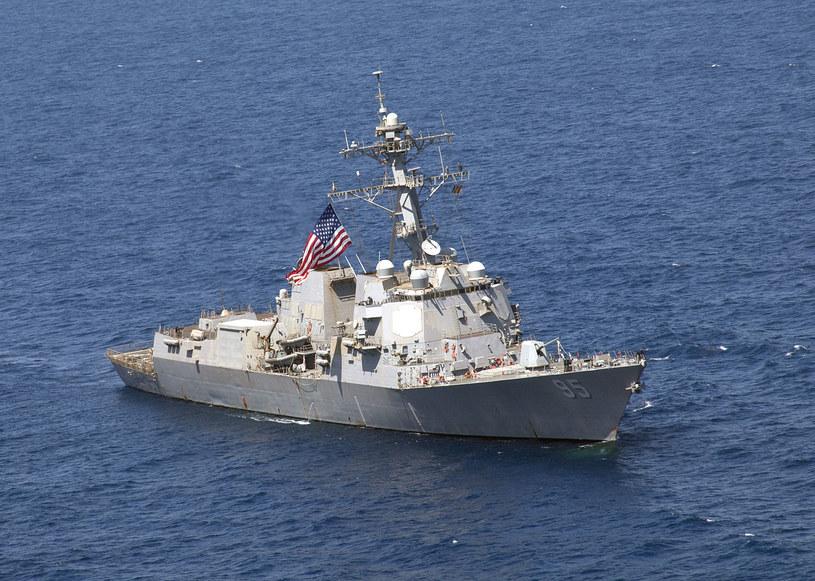 Niszczyciel USS James E. Williams /Wikimedia Commons /