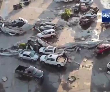 Niszczycielskie tornada przeszły przez Iowę. Co najmniej 17 osób rannych
