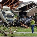 Niszczycielskie tornada w Teksasie