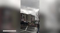 Niszczycielskie tornado przeszło nad Alabamą. Ogromne zniszczenia w mieście Wetumpka