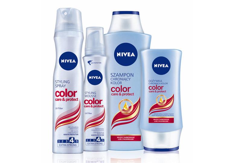 Nivea Color Care & Protect /materiały prasowe