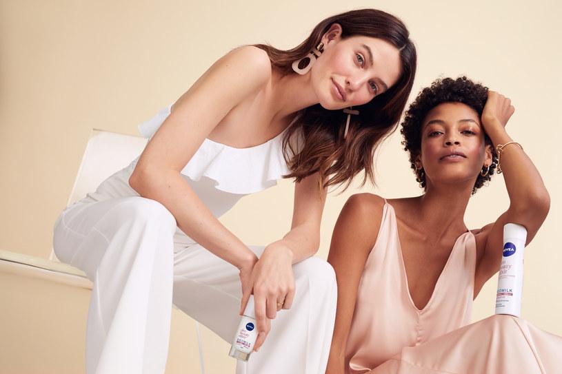 NIVEA Deomilk Beauty Elixir /materiały prasowe