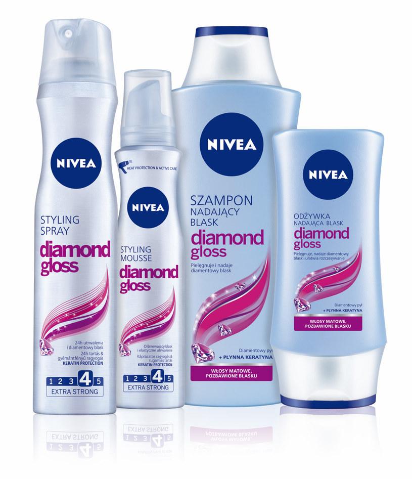 NIVEA Diamond Gloss /materiały prasowe