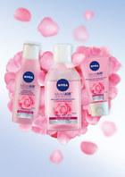 NIVEA prezentuje nową linię MicellAIR SKIN BREATHE z wodą różaną