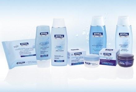 Nivea Visage - linia niebieska /materiały prasowe