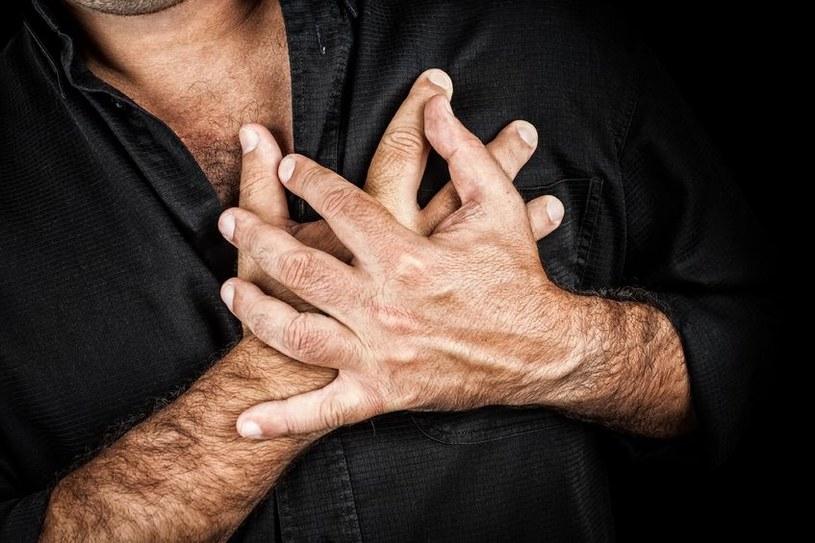 Niższe dawki beta-blokerów zażywane po zawale serca są bezpieczniejsze /123RF/PICSEL