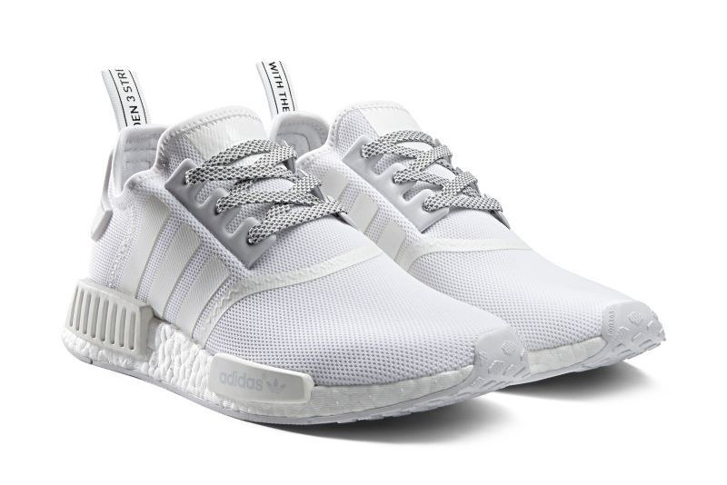 adidas nmd r1 biale