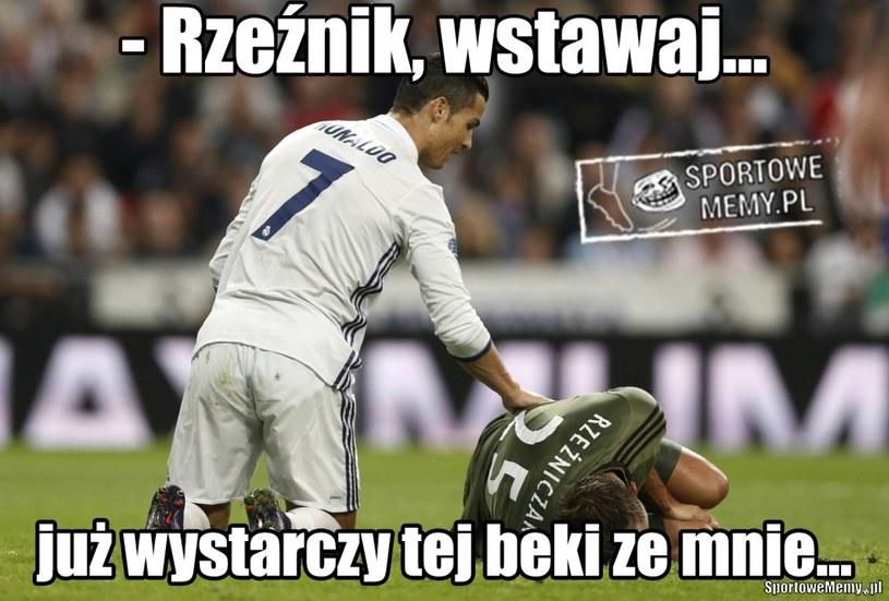 No wstawaj Jakub, wstawaj... /Sportowememy.pl /Internet