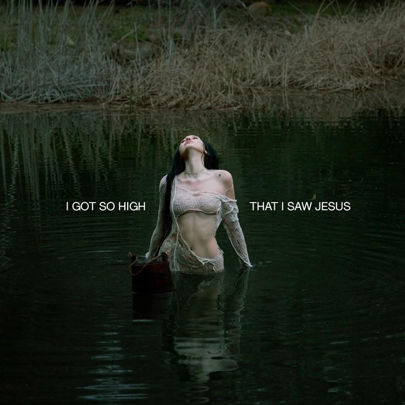 Noah Cyrus na okładce nowego singla /materiały prasowe