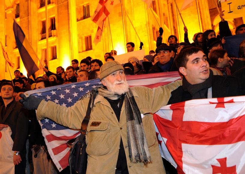 Noc w Kijowie minęła spokojnie /AFP