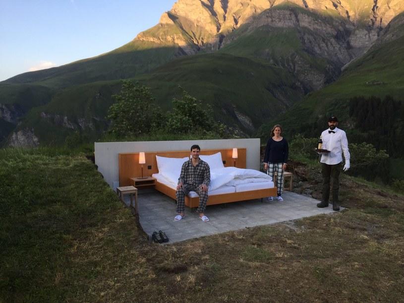Noc w tym hotelu kosztuje 250 franków szwajcarskich /East News