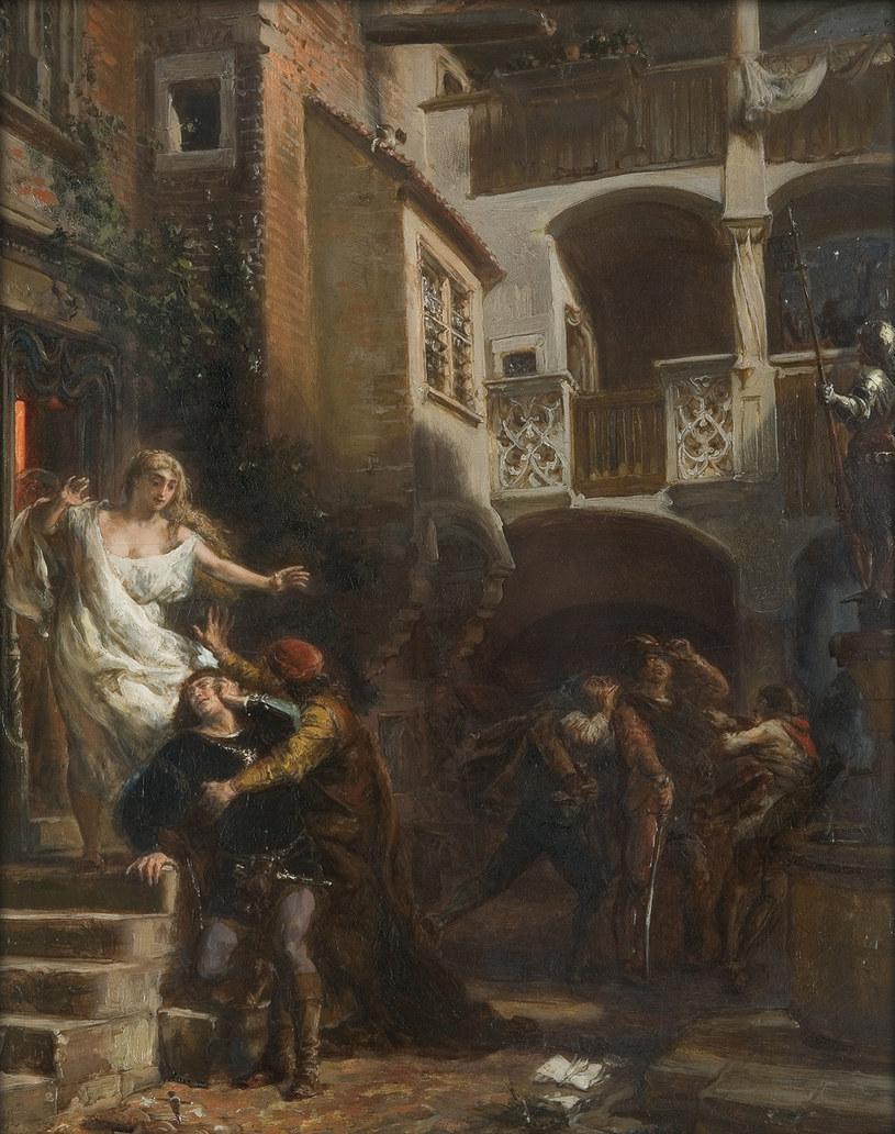 Nocne podboje miłosne Jana Olbrachta doprowadziły do tego, że władca zmarł na chorobę weneryczną (Jan Matejko/domena publiczna) /Ciekawostki Historyczne