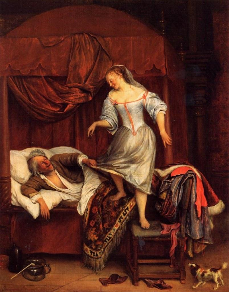 Nocniki w sypialniach były czymś normalnym /Agnieszka Lisak – blog historyczno-obyczajowy