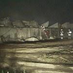 Nocny pożar chlewni na Podlasiu. Spłonęło ponad 2,5 tys. świń