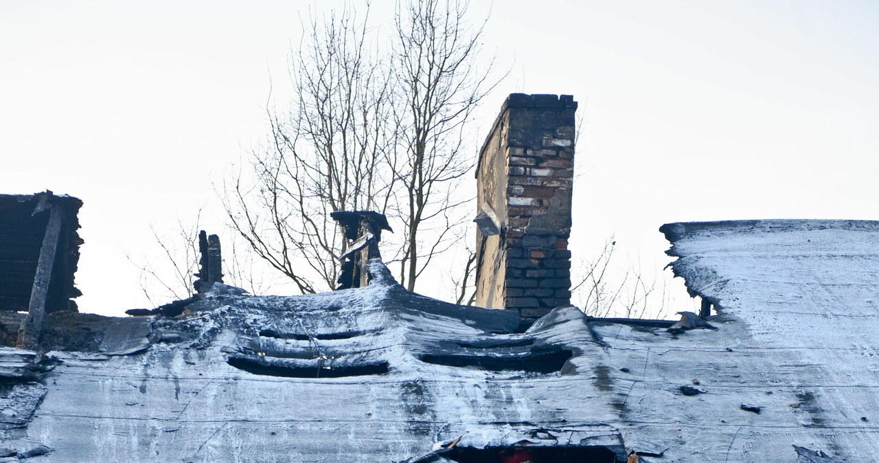 Nocny pożar w Białej Podlaskiej, zginęło 7 osób