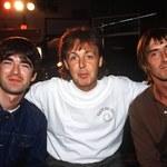 Noel Gallagher i Paul McCartney w jednym zespole. Zagrali na.. urodzinach!