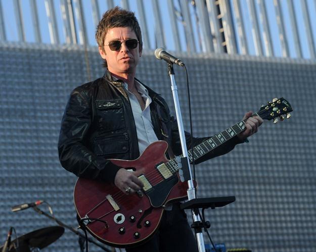 Noel Gallagher na festiwalu Coachella w USA - fot. Kevin Winter /Getty Images/Flash Press Media