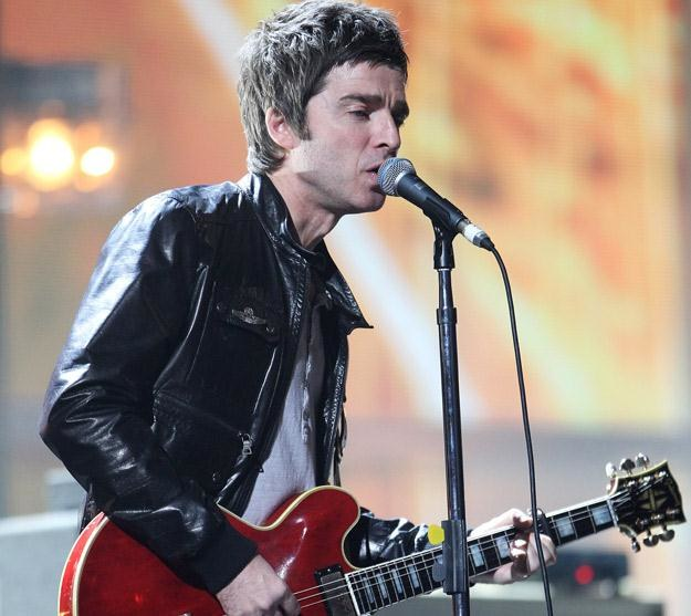 Noel Gallagher na tegorocznej gali Brit Awards - fot. Dave J Hogan /Getty Images/Flash Press Media
