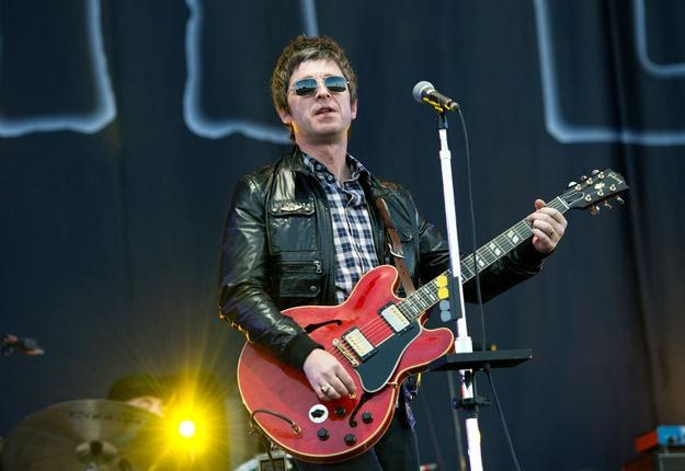 Noel Gallagher nie chce mieć nic wspólnego z bratem - fot. Samir Hussein /Getty Images/Flash Press Media