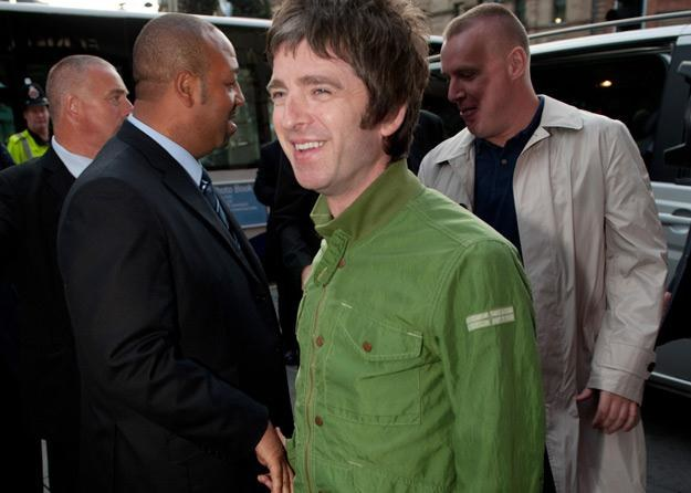 Noel Gallagher oparł się kuszeniu Simona Cowella - fot. Nick Pickles /Getty Images/Flash Press Media