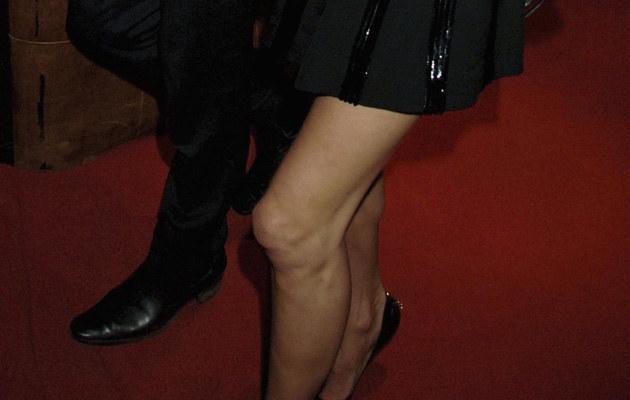 Nogi Kate Moss  /PAP/pomponik.pl