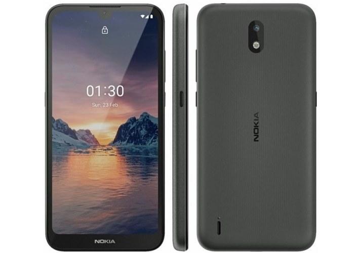 Nokia 1.3  / fot. Evan Blass /materiał zewnętrzny