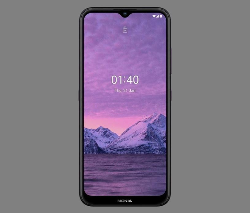 Nokia 1.4 /materiały prasowe