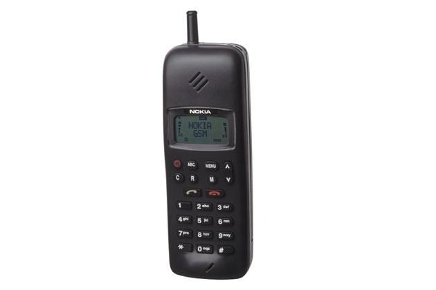 Nokia 1011 - tak rodziła się telefonia komórkowa dla mas /materiały prasowe