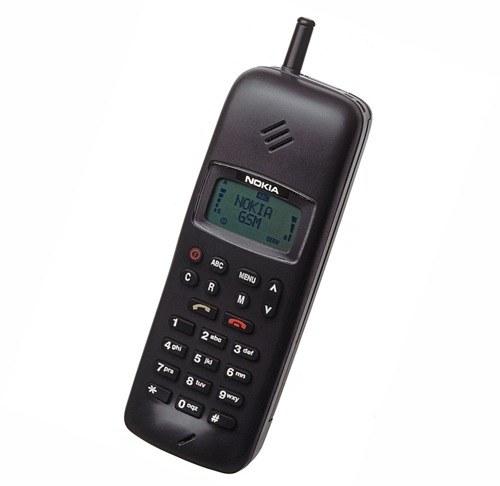 Nokia 1011 /materiały prasowe
