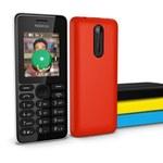 Nokia 108 i Nokia 108 Dual SIM — zdjęcia, udostępnianie plików i rozrywka
