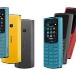 Nokia 110 4G i Nokia 105 4G z nowym wyglądem