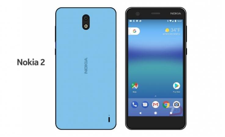 Nokia 2 będzie wyposażona w bardzo dużą baterię /TechDroider /Internet