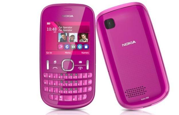 Nokia 200 idealnie wpasowuje się w młodzieżowy styl /materiały prasowe