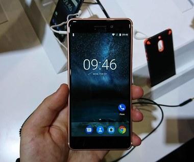 Nokia 3, Nokia 5 i Nokia 6 - smartfony z Androidem