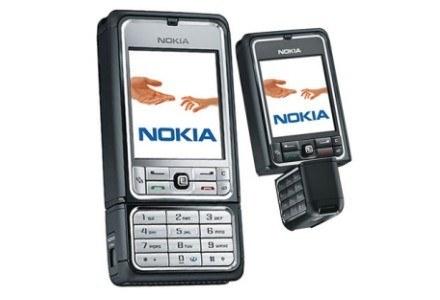 Nokia 3250 /materiały prasowe