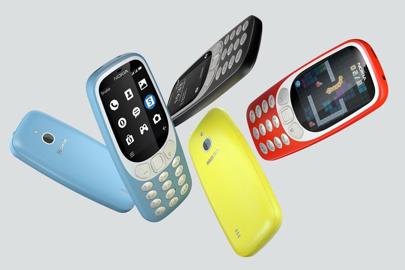 Nokia 3310 3G /materiały prasowe