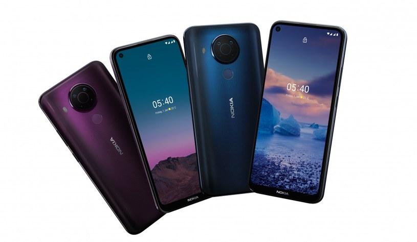 Nokia 5.4 /materiały prasowe