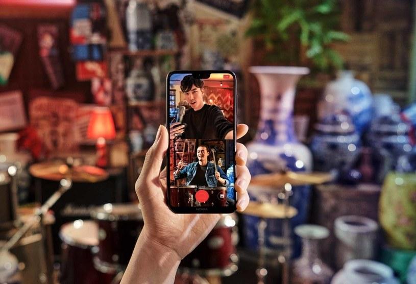 Nokia 6.1 Plus /materiały prasowe