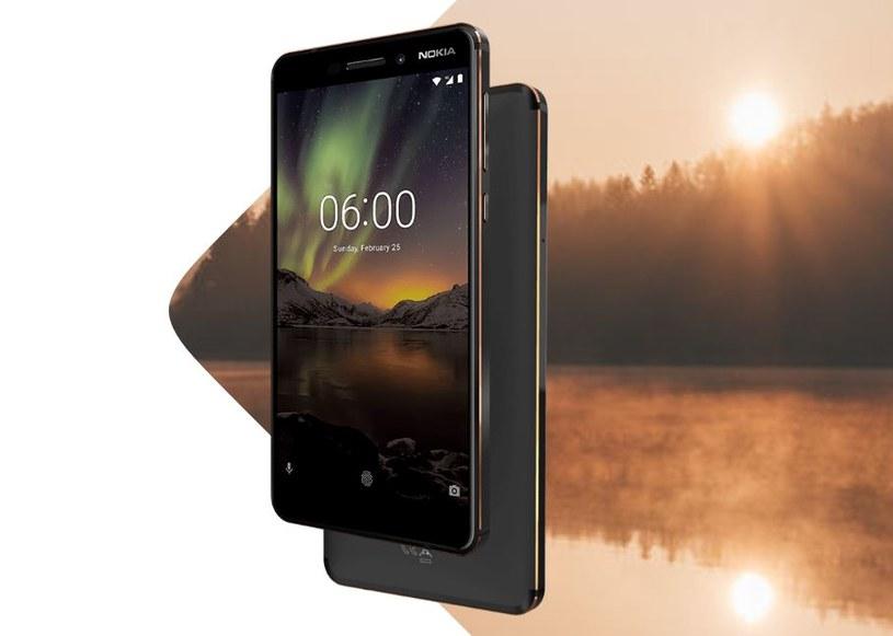 Nokia 6 2018 wprowadza kilka istotnych nowości /materiały prasowe