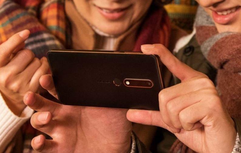 Nokia 6 (2018) /materiały prasowe