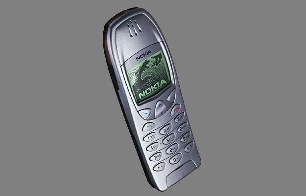 Nokia 6210 /materiały prasowe
