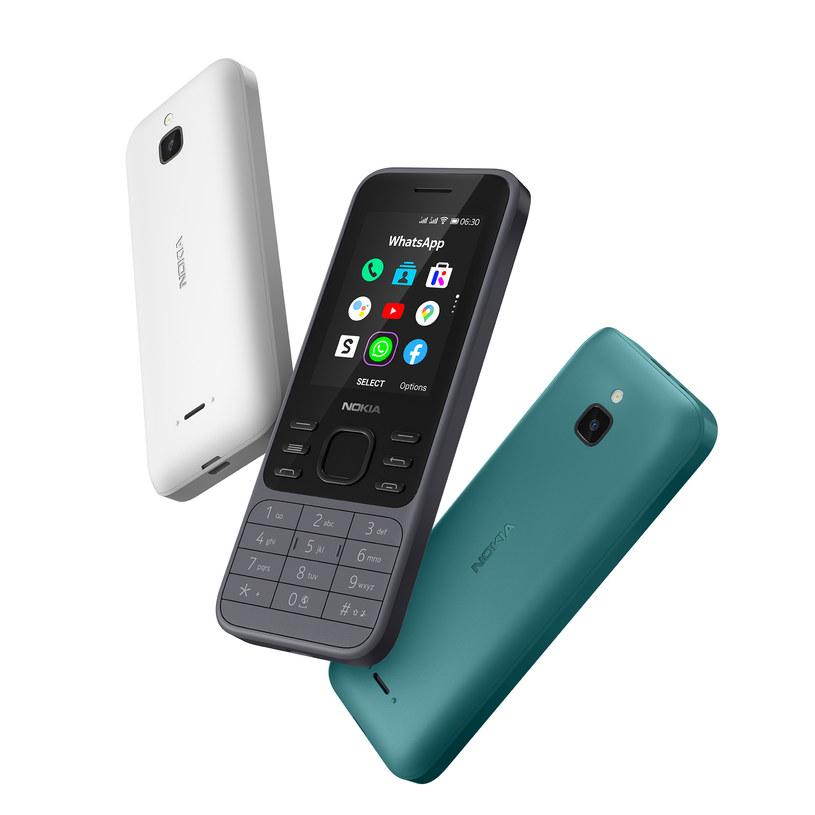 Nokia 6300 4G /materiały prasowe
