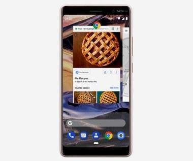 Nokia 7 plus z Androidem 9 Pie