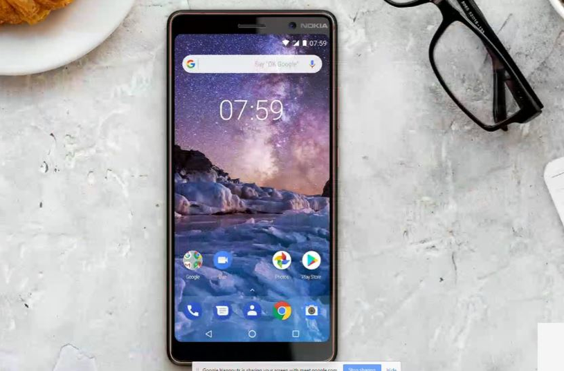 Nokia 7 Plus /materiały promocyjne