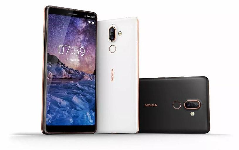 Nokia 7 Plus /materiały prasowe