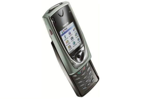 Nokia 7650 - pierwszy telefon z Symbianem /materiały prasowe