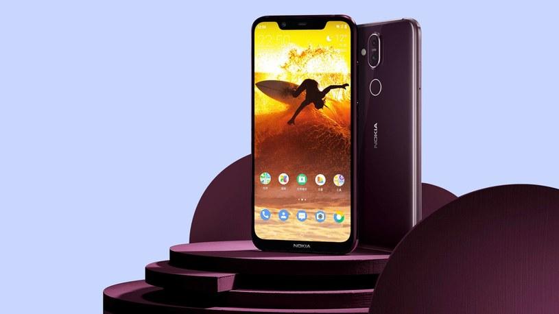 Nokia 8.1 /materiały prasowe