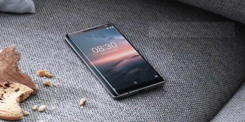 Nokia 8 Sirocco /materiały prasowe